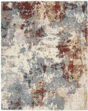 Nourison Artworks Slate Multi 7'9″ x 9'9″ ATW01SLTMLT8X10