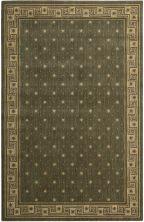 Nourison Cosmopolitan Traditional, Trellis, Spruce 9'9″ x 13'9″ CS95SPRC10X14