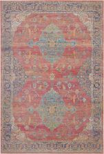 Nourison Ankara Global Multicolor 4'0″ x 6'0″ ANR01MLTCLR4X6