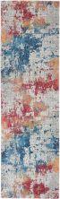 Nourison Ankara Global Multicolor 2'4″ x 8'0″ Runner ANR10MLTCLR8RUNNER