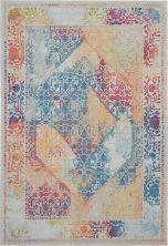 Nourison Ankara Global Ivory/Multicolor 4'0″ x 6'0″ ANR04VRYMLTCLR4X6