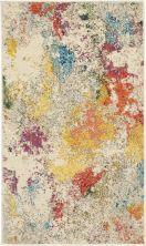 Nourison Celestial Ivory/Multicolor 2'2″ x 3'9″ CES12VRYMLTCLR2X4