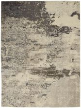 "Nourison Celestial Ivory/Grey 7'10"" x 10'6″ CES02VRYGRY8X11"