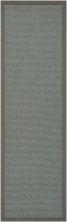 Michael Amini Ma70 Brilliance Silver/Grey 2'3″ x 7'6″ Runner MA700SLVRGRYRUNNER