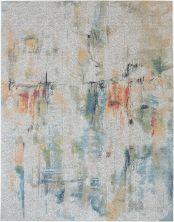 "Nourison Ankara Global Ivory/Multicolor 8'10"" x 11'10"" ANR09VRYMLTCLR9X12"