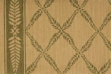 Chateau Nourison  Normandy No01 Beige Broadloom GREEN 1-NO01IVGRNBR1302WV