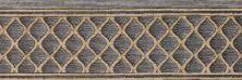 Cosmopolitan Nourison  Shadowlure C26b Beige Border PLATINUM 1-C26BPLTBO0008WV