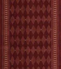 Cosmopolitan Nourison  Marquis C94r Cocoa Runner RED COSMOC94RR41