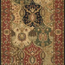 Grand Parterre Nourison  Grand Moghul Pt04 Beige Runner MULTICOLOR GPARTPT04MULTI