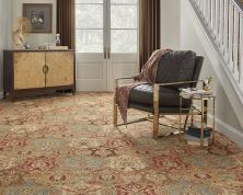 Grand Parterre Nourison  Grand Moghul Pt04 Gold Broadloom PANEL 1-PT04PANELBR1309WV