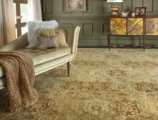 Grand Parterre Nourison  Grand Moghul Pt04 Multicolor Broadloom GOLD 1-PT04GOLDBR1309WV
