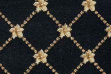 Luxe Pointe Nourison  Flower Trellis Lp03 Brown Broadloom BLACK 1-LP03BLACKBR1302WV