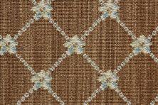 Luxe Pointe Nourison  Flower Trellis Lp03 Black Broadloom BROWN 1-LP03BROWNBR1302WV