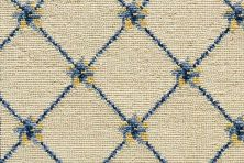 Luxe Pointe Nourison  Flower Trellis Lp03 Black Broadloom YELLOW 1-LP03IVBLYBR1302WV