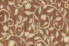 Luxe Pointe Nourison  Luxe Scroll Lp04 Black Broadloom BROWN 1-LP06BROWNBR1302WV