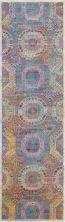 Nourison Ankara Global Multicolor 2'4″ x 8'0″ Runner ANR05MLTCLR8RUNNER