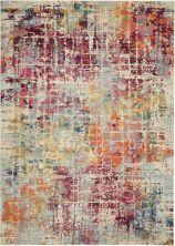 Nourison Celestial Pink/Multicolor 9'0″ x 12'0″ CES13PNKMLTCLR9X12