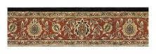 Grand Parterre Nourison  Grand Moghul Pt04 Gold Border MULTICOLOR 1-PT04MULTIBO0012WV