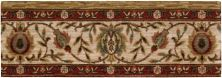 Grand Parterre Nourison  Grand Moghul Pt04 Gold Border PANEL 1-PT04PANELBO0012WV