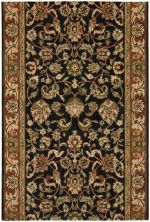 Grand Parterre Nourison  Grand Kashan Pt05 Midnight Broadloom MIDNIGHT GPARTPT05MDNGT