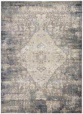 Kathy Ireland Moroccan Celebration Grey/Slate 9'3″ x 12'9″ KI3M2GRYSLT9X12