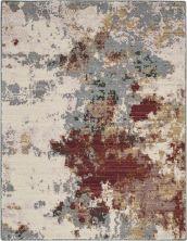 Nourison Artworks Slate Multi 2'3″ x 0'3″ ATW01SLTMLT2X3