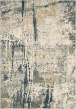 Nourison Artworks Ivory/Navy 5'6″ x 8'0″ ATW05VRYNVY6X8