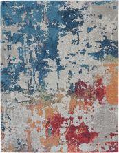 "Nourison Ankara Global Multicolor 7'10"" x 9'10"" ANR10MLTCLR8X10"