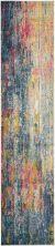 Nourison Celestial Blue/Yellow 2'2″ x 10'0″ CES09BLYLLW10RUNNER