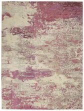 "Nourison Celestial Ivory/Pink 7'10"" x 10'6″ CES02VRYPNK8X11"