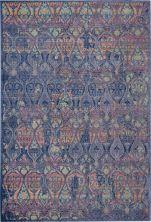 Nourison Ankara Global Navy/Multicolor 4'0″ x 6'0″ ANR08NVYMLTCLR4X6