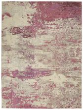 Nourison Celestial Ivory/Pink 9'0″ x 12'0″ CES02VRYPNK9X12