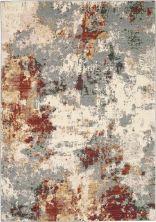 Nourison Artworks Slate Multi 5'6″ x 8'0″ ATW01SLTMLT6X8