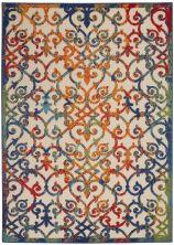 Nourison Aloha Multicolor 5'3″ x 7'5″ ALH21MLTCLR5X8