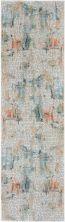 Nourison Ankara Global Ivory/Multicolor 2'4″ x 8'0″ Runner ANR09VRYMLTCLR8RUNNER