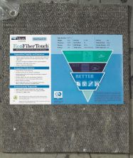Philadelphia Commercial Eco Edge Cushion Fibertouch 24-6 Grey 00001_264FT
