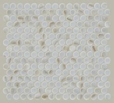 Shaw Floors Ceramic Solutions Gala Penny Round Organza 00100_266TS