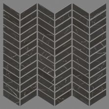 Shaw Floors Ceramic Solutions Gala Chevron Black Tie 00900_267TS