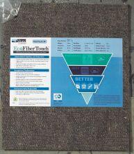 Shaw Floors Eco Edge Cushion Fibertuch 28-6 Grey 00001_282FT