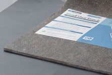 Shaw Floors Eco Edge Cushion Fibertouch 28-6 Grey 00001_298FT