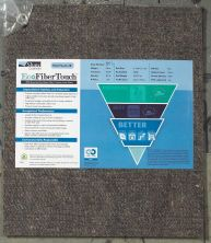 Philadelphia Commercial Eco Edge Cushion Fibertouch 28-6 Grey 00001_306FT