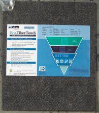 Philadelphia Commercial Eco Edge Cushion Fibertouch 40-12 Grey 00001_431FT
