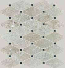 Shaw Floors Ceramic Solutions Rio Diamond Plsh Mosaic Ritz Grey 00500_CS03Z