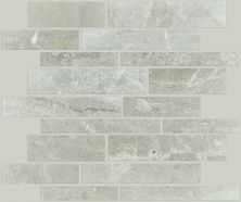 Shaw Floors Ceramic Solutions Rio Random Linear Mosaic Ritz Grey 00500_CS06Z