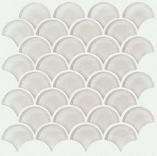 Shaw Floors Ceramic Solutions Cardinal Fan Glass Mosaic Mist 00250_CS16Z