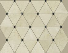Shaw Floors Ceramic Solutions Chateau Tria W/D Crema Marfil 00290_CS21X