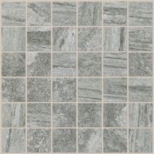 Shaw Floors Ceramic Solutions Crystal Mosaics Dark Grey 00550_CS25W