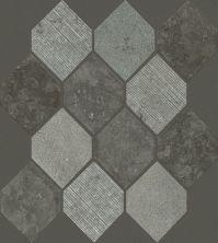 Shaw Floors Ceramic Solutions Boca Stretch Hex Milly Gray 00590_CS26X