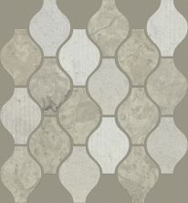 Shaw Floors Ceramic Solutions Boca Ornament Thala Gray 00510_CS27X