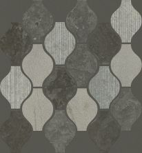 Shaw Floors Ceramic Solutions Boca Ornament Milly Gray 00590_CS27X